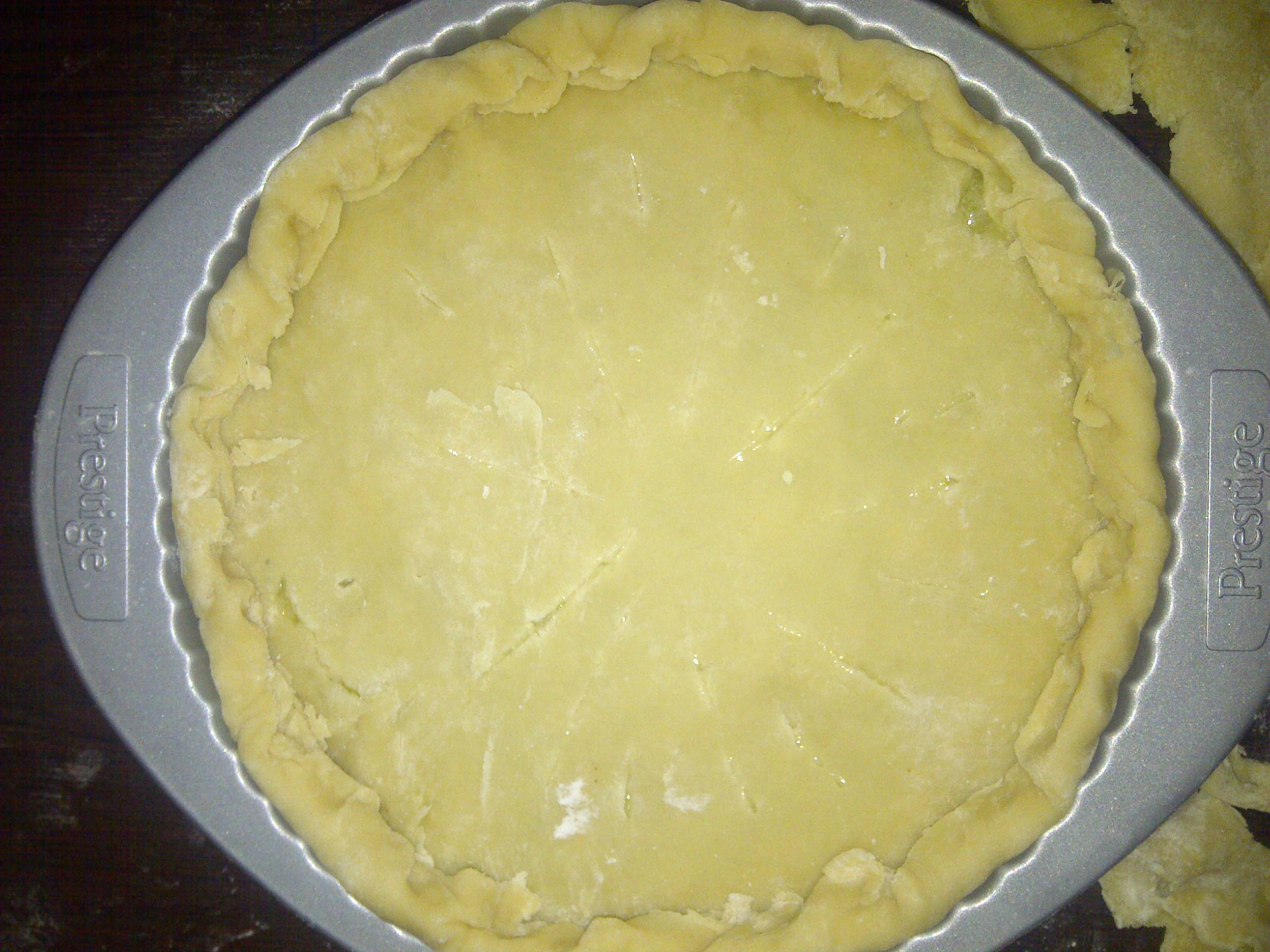 Как приготовить пирог пошагово