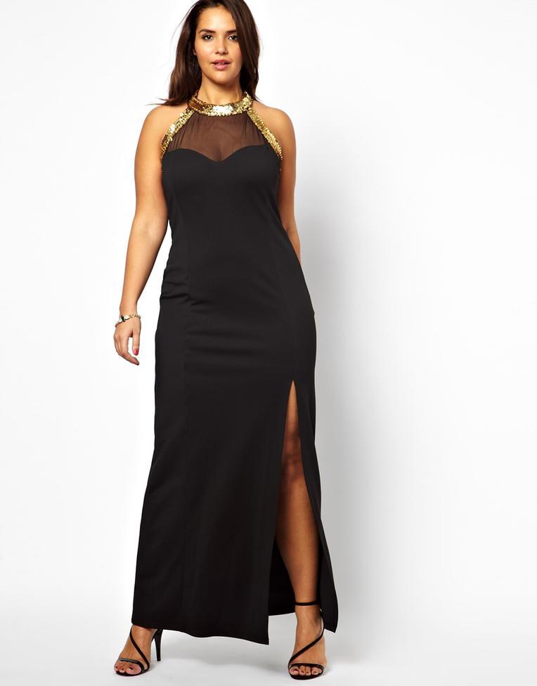 Купить Вечернее Платье Для Полных Девушек