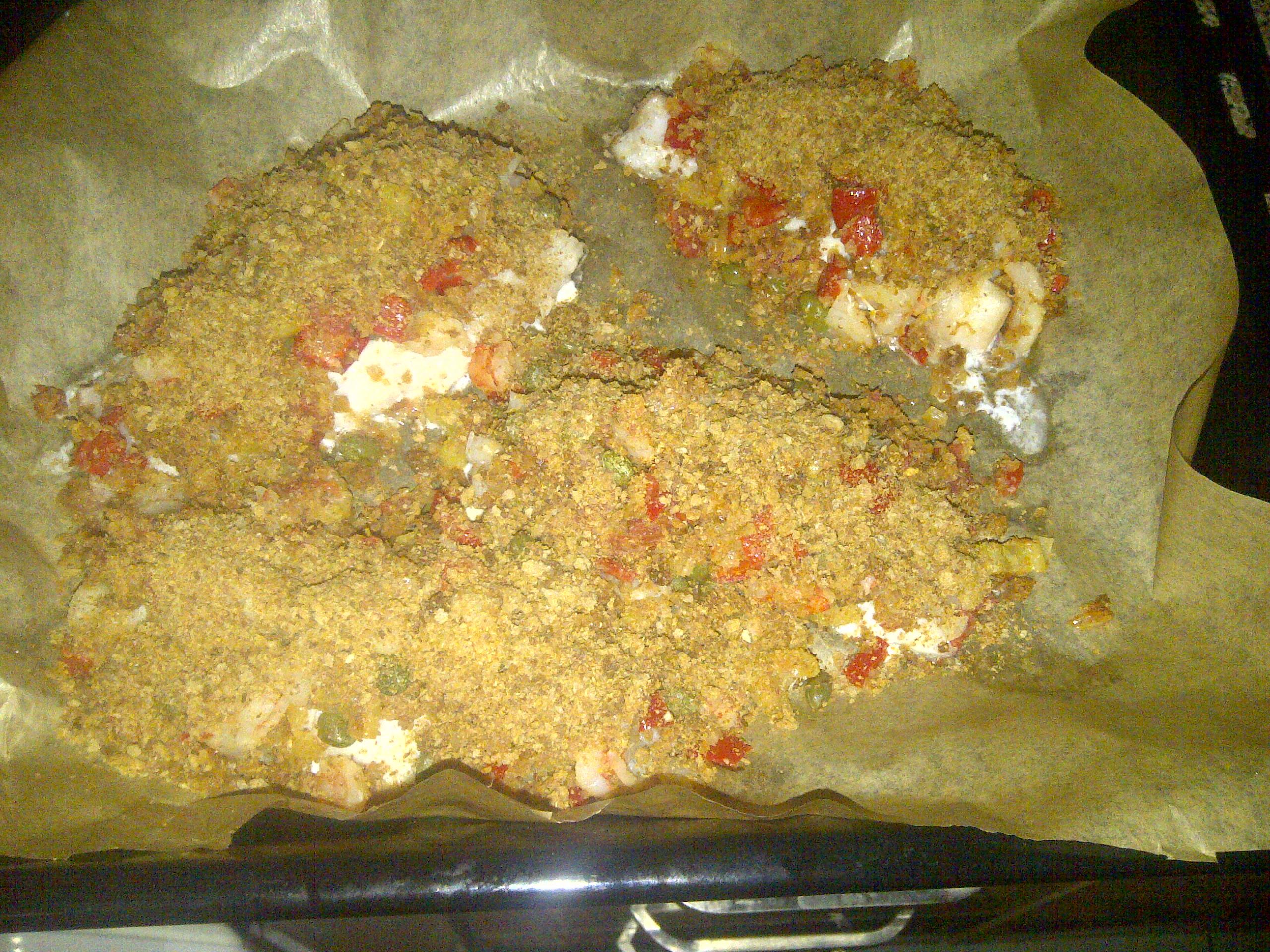 Красный морской окунь рецепт пошагово в