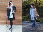 Самые стильные девушки с улиц Ирана - ФОТО: Фоторепортажи