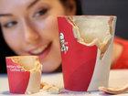 В KFC появились съедобные стаканы - ФОТО: Фоторепортажи
