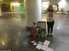 Мать пошла на это, чтобы спасти умирающую дочь - ФОТО: Фоторепортажи