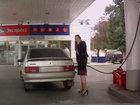 Девушка решила заправить авто, и тут началось самое интересное - ФОТО - ВИДЕО: Фоторепортажи