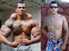 Он хотел накачать мышцы и вот во что он превратился - ФОТО: Фоторепортажи