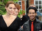 Анджелина Джоли и ее сын снимут фильм - ФОТО: Фоторепортажи