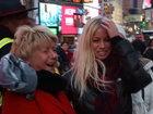 Футболист остановил весь Таймс-Сквер ради своей любимой - ФОТО - ВИДЕО: Фоторепортажи
