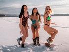 Сибирячек раздели для фотосессии - ФОТО: Фоторепортажи