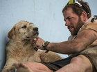 Спортсмены накормили пса и не подозревали, к чему это приведет - ФОТО: Фоторепортажи