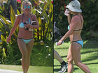 Бритни Спирс показала стройную фигуру и целлюлит - ФОТО: Фоторепортажи
