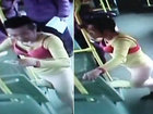 Китаец разгуливает в бюстгальтере жены, чтобы быть ближе к ней - ФОТО - ВИДЕО: Фоторепортажи
