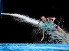 Эмоции зашкаливают: вниз по водной горке - ФОТОСЕССИЯ: Фоторепортажи