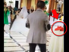 Мужчина опозорился на весь род во время свадьбы - ВИДЕО : Видеоновости