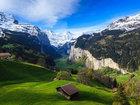 В Швейцарии не бывает плохих пейзажей – везде красиво - ФОТОСЕССИЯ: Фоторепортажи