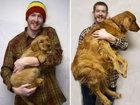 15 щенков, которые слишком быстро выросли - ФОТОСЕССИЯ: Фоторепортажи