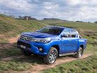 """Toyota представила новое поколение """"неубиваемого"""" пикапа - ФОТО: Фоторепортажи"""