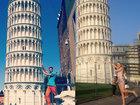 Все туристы делают это - ФОТОСЕССИЯ: Фоторепортажи