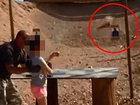 В США девочка случайно убила инструктора по стрельбе - ОБНОВЛЕНО - ФОТО - ВИДЕО: Фоторепортажи