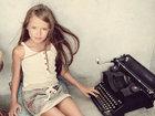 9-летняя российская модель стала звездой Интернета - ФОТО: Фоторепортажи