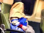 Самые бескомплексные люди в общественном транспорте - ФОТО: Фоторепортажи