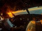 25 фотографий, сделанных пилотами из кабин самолетов - ФОТОСЕССИЯ: Фоторепортажи