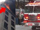 Канадские пожарные умеют правильно расставлять приоритеты - ВИДЕО : Видеоновости