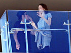 Папарацции запечатлели эмоциональную ссору Джоли и Питта - ФОТО: Фоторепортажи