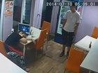 Самое легкое и бесшумное ограбление - ВИДЕО: Видеоновости