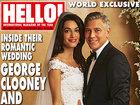 Появилось свадебное фото Джорджа Клуни и Амаль Аламуддин - ФОТО: Фоторепортажи