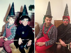 Братья воссоздали свои старые фотографии, поразившие весь интернет - ФОТОСЕССИЯ: Фоторепортажи