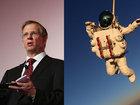 Топ-менеджер Google прыгнул с 41-километровой высоты - ФОТО: Фоторепортажи