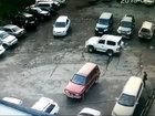 """Что вытворят """"Прадо"""" на парковке - ВИДЕО: Видеоновости"""