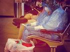 Фото этой пассажирки в аэропорту США стало вирусным - ФОТО: Фоторепортажи