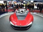 Все суперкары Ferrari Pininfarina Sergio еще не построены, но уже проданы - ФОТОСЕССИЯ: Фоторепортажи