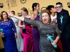 Вручены награды Гильдии американских актеров за 2014 год - ФОТО: Фоторепортажи
