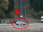 Чудовищные аварии на скорости 200 км/ч - ВИДЕО: Видеоновости