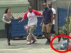 Очевидцы были шокированы увиденным - ВИДЕО: Видеоновости