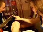 Симпатичная девушка читает рэп - ВИДЕО : Видеоновости