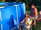 Как быстро почистить бассейн - ВИДЕО : Это интересно