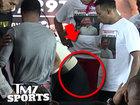 Боксер оскорбил девушку соперника и получил по заслугам - ВИДЕО: Видеоновости