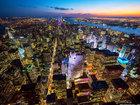 Нью-Йорк с высоты птичьего полета - ФОТОСЕССИЯ: Фоторепортажи