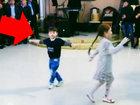 Маленькая пара танцует лезгинку - ВИДЕО : Видеоновости