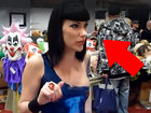 Девушка за считанные секунды превратилась в чудовище - ВИДЕО: Видеоновости