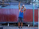 Парень-спортсмен показал, на что он способен - ВИДЕО: Видеоновости