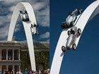 Невероятные скульптуры из машин - ФОТОСЕССИЯ: Фоторепортажи