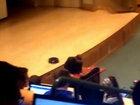 Нестандартный урок: студенты подшутили над преподавателем - ВИДЕО: Видеоновости