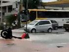 Поездка мотоциклиста закончилась трагедией - ВИДЕО: Видеоновости
