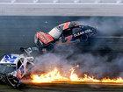 Самые страшные аварии на автогоноках NASCAR - ФОТОСЕССИЯ: Фоторепортажи