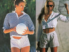Идеал женской красоты 80-х годов - ФОТОСЕССИЯ: Фоторепортажи
