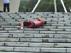 Китайцы снова в ударе: самый странный вид массажа - ФОТО: Фоторепортажи