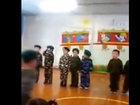 Как малышей готовят к службе в армии - ВИДЕО: Видеоновости